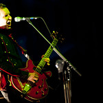 Sigur Ros performs at Celebrate Brooklyn in Prospect Park Bandshell on July 31