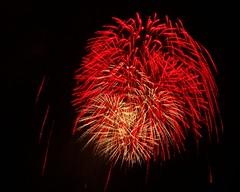 20120804JAISTから観た花火(Fireworks)
