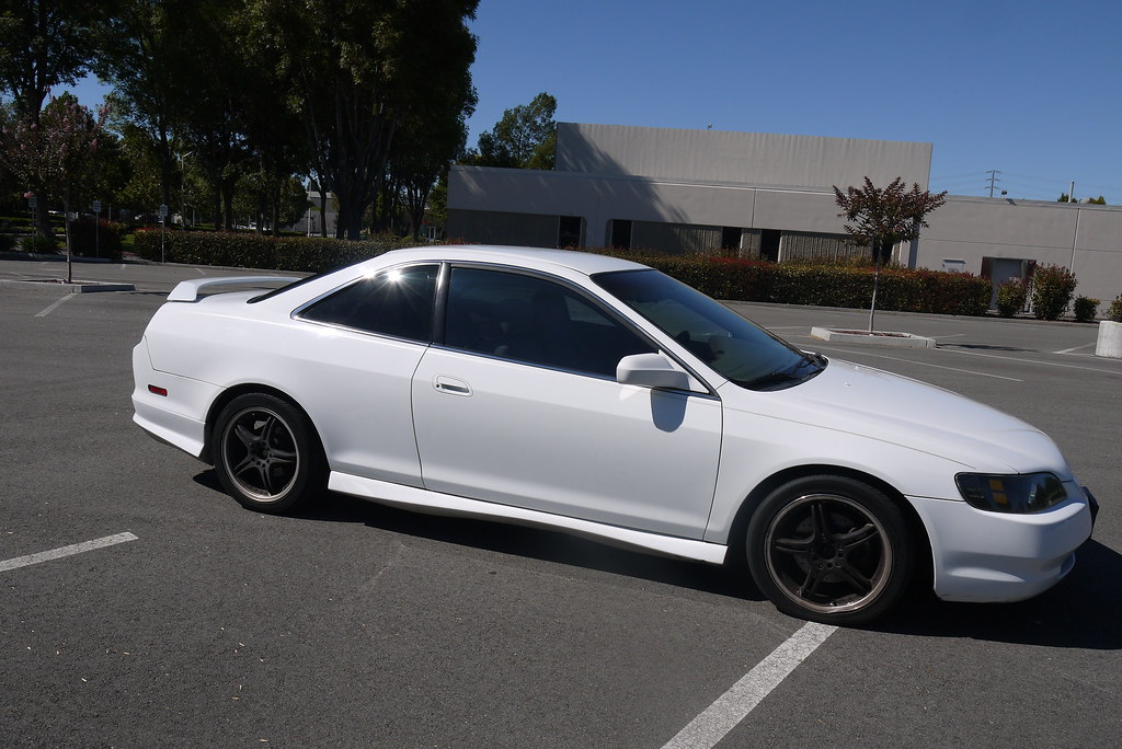 Awesome 1998 Honda Accord Coupe LX V6   Honda Accord Forum : V6 Performance Accord  Forums