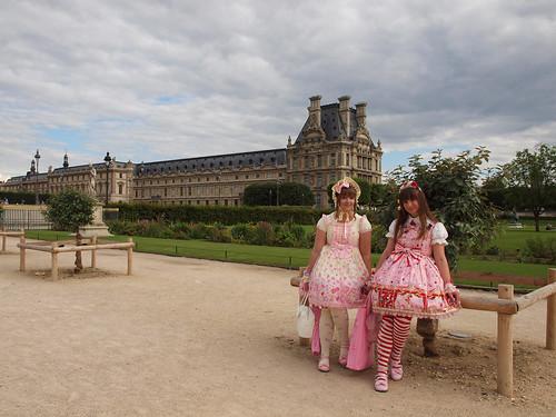 Les Princesses du Jardin