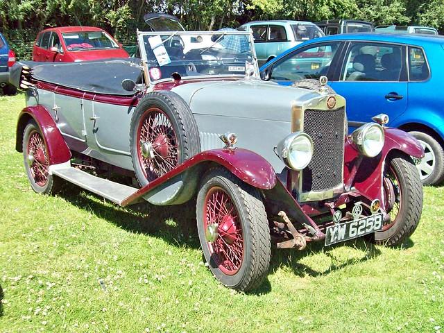252 Lea Francis P Type (1928)
