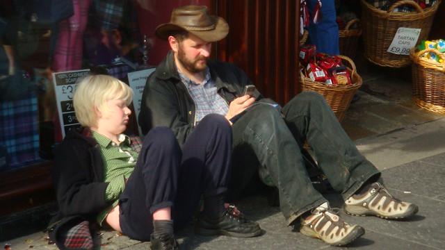 Fringe impressions-Resting