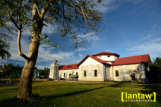 Pangalo Church Side-lit