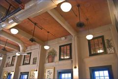 Third Floor Ceiling Fans -- Paula Deen's The Lady and Sons Restaurant Savannah (GA) 2012