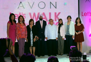 AVON Let's Walk the Talk23