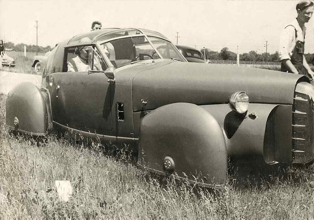 1948 Tasco Prototype by Gordon Buehrig 1