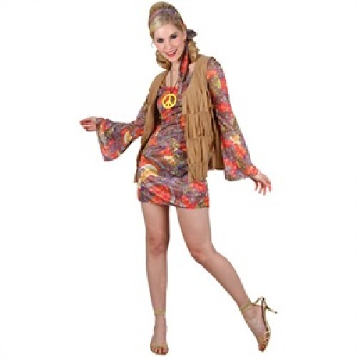 1960'S RETRO HIPPIE GIRL COSTUME | Flickr - Photo Sharing!