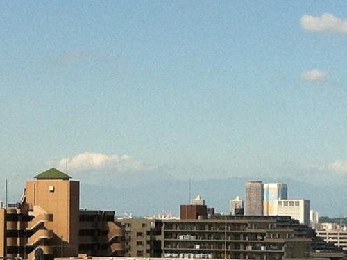 富士山うすく・・・