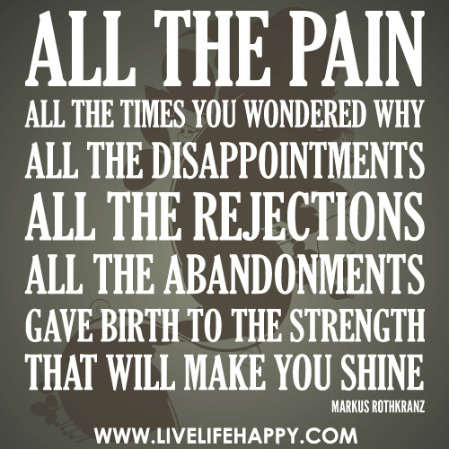 All the Pain