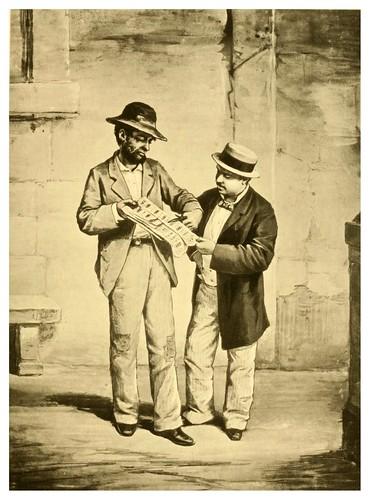 006- El billetero-Tipos y costumbres de la isla de Cuba…1881-Victor P. Landaluze