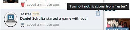 facebook notification api