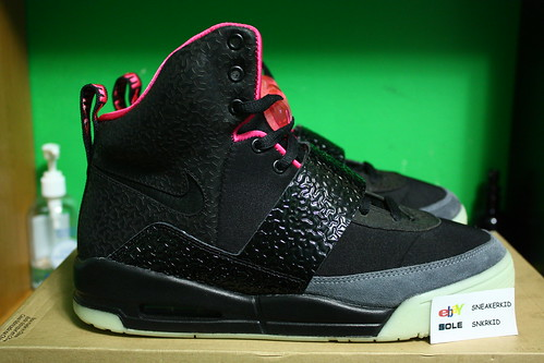 new concept cc3e2 15e32 nike air yeezy 1 blink replicas for sale .