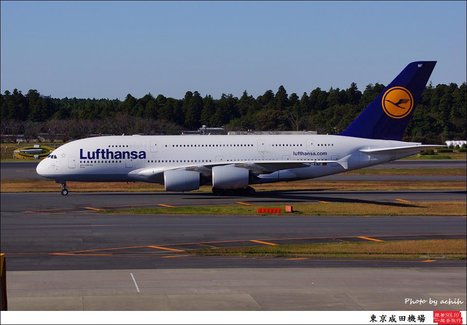 Lufthansa / D-AIMF / Tokyo - Narita International