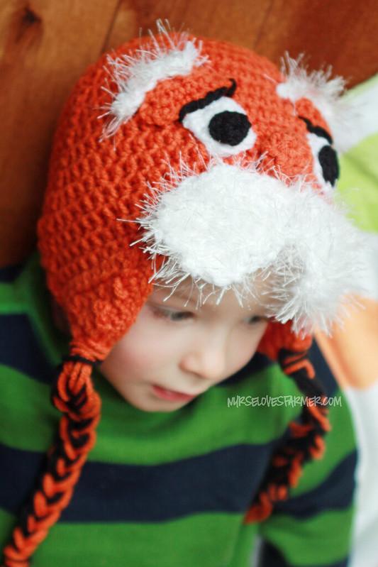 Braden's Lorax Hat