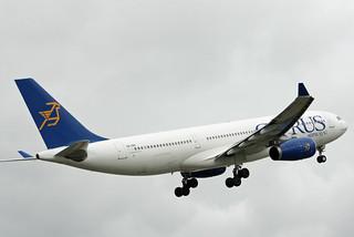 Cyprus Airways A330-200 5B-DBT