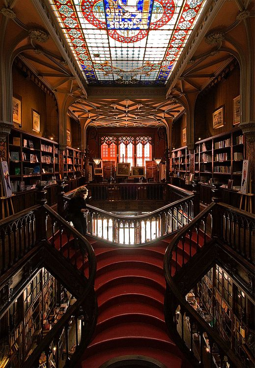 20-bookstores-葡萄牙