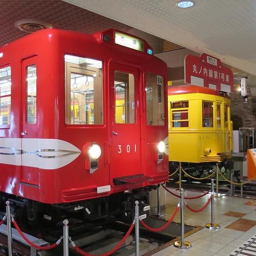 地下鉄、おるで。 #地下鉄博物館