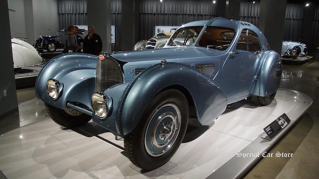 1936 Bugatti Type 57SC Atalantic