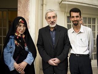 MirHossein, Rahnavard & Me