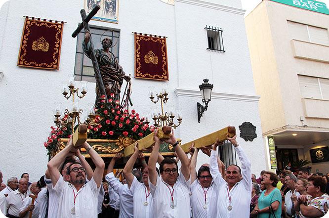 San Pedro del Pinatar celebró su Día Grande
