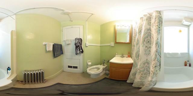Mansfield Apartments Bathroom