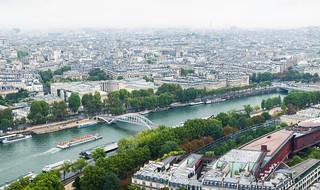 From Eiffel Tower | Paris City