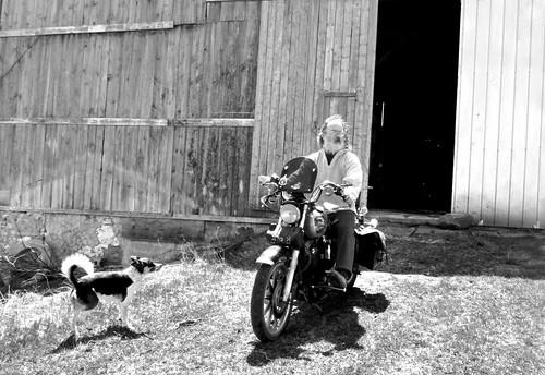 BarnBike by Mel ( RiderBlues )