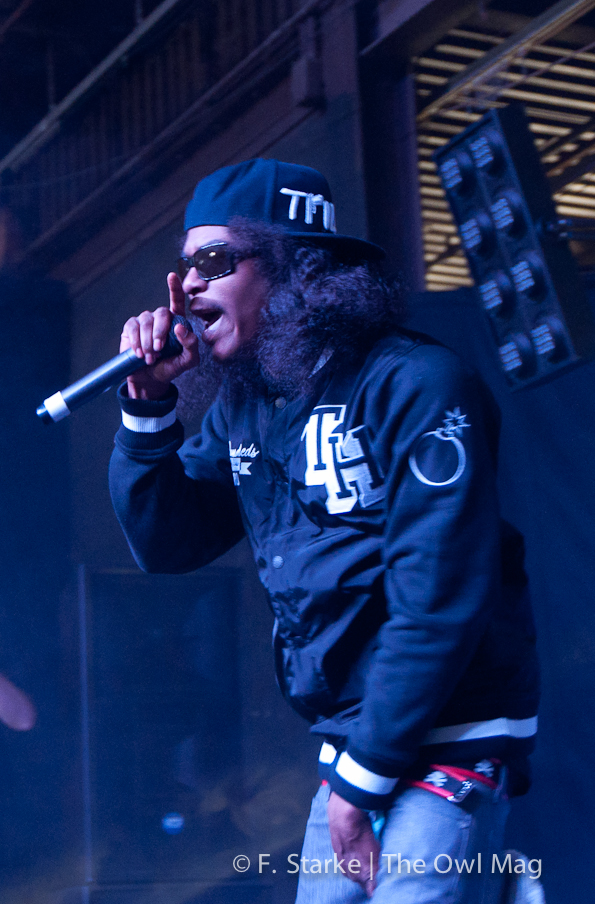 Ab-Soul @ Paid Dues Independent Hip-Hop Festival 2012 @ NOS Events Center, San Bernardino 4/7/12