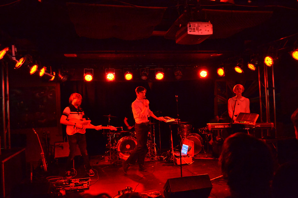 Parenthetical Girls (4/9/12)