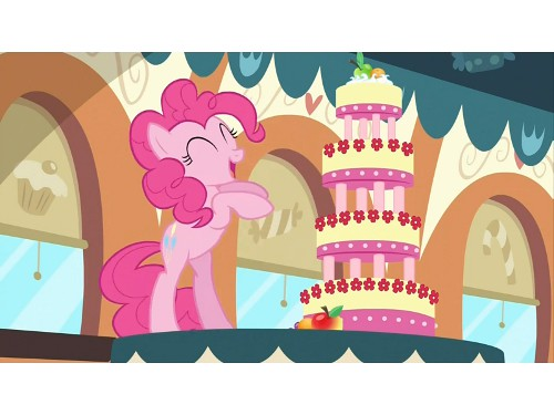 Pinkie Pie and the MMMM