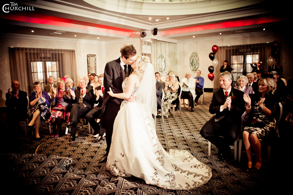 Churchill Wedding @ Cumberland Hotel Bournemouth