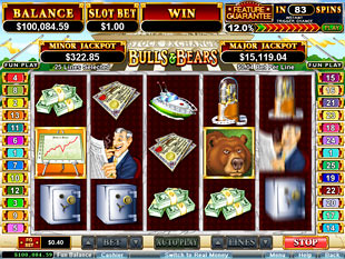 Bulls and Bears slot game online review