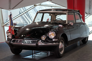 Citroën DS Presidentielle (1963)