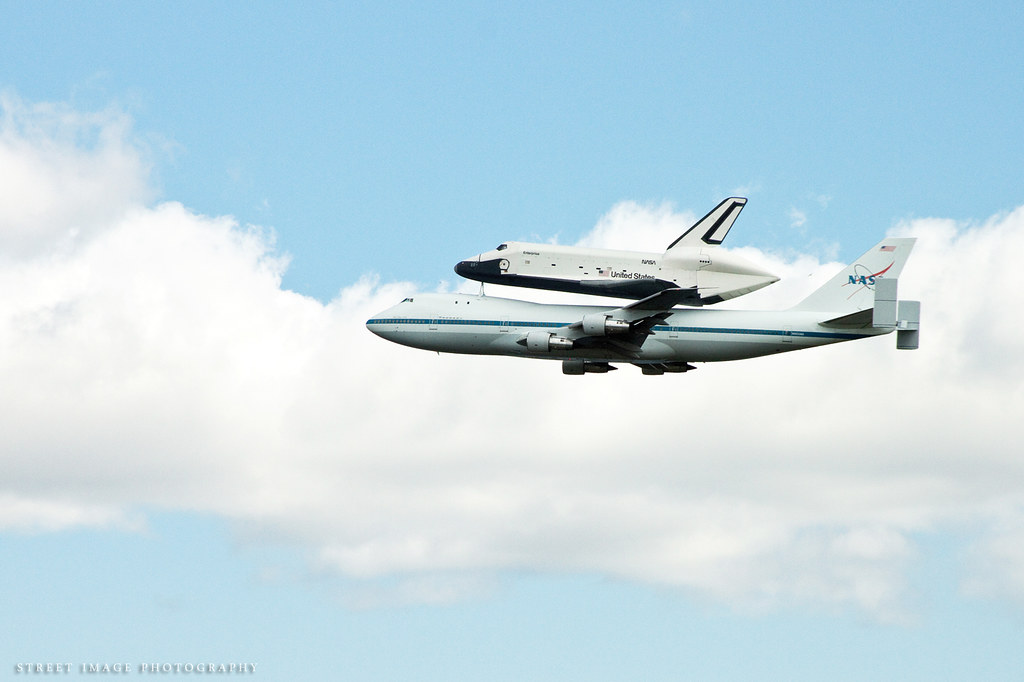 space shuttle enterprise landing - photo #20