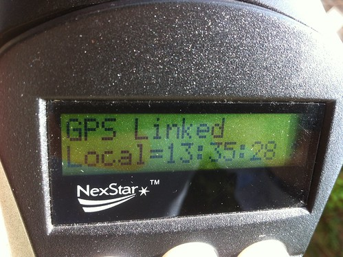 GPS linked