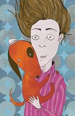 Moleskine - O Menino e o Cachorrinho