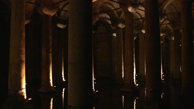 Basilica Cistern (Recovered)