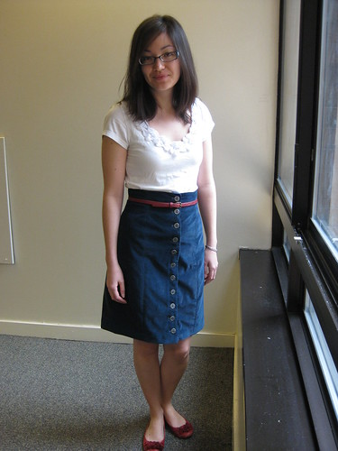 Beignet Skirt