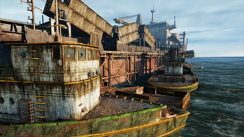 UNCHARTED 3: Drake's Deception Multiplayer Map Pack: Graveyard