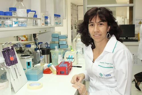 Dra. Paulette Conget Ph D