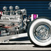 Dan Collins 1927 Chevy Roadster (2011) by THE PIXELEYE // Dirk Behlau