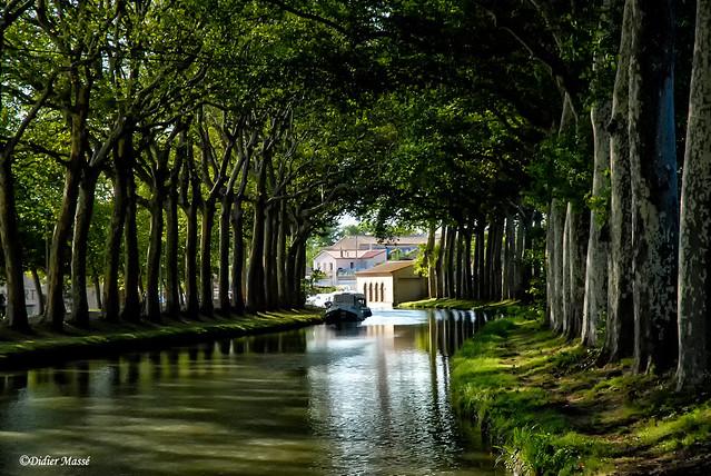 Le canal du Midi  [Explore'd 04/16/12]
