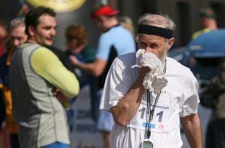 Alergie nemusí běžcům nutně vystavit stopku, dá se řešit