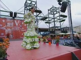 Pasarela Andaluza Grupo Sevillanas Toñi Medina V Feria de Abril Las Palmas de Gran Canaria 05