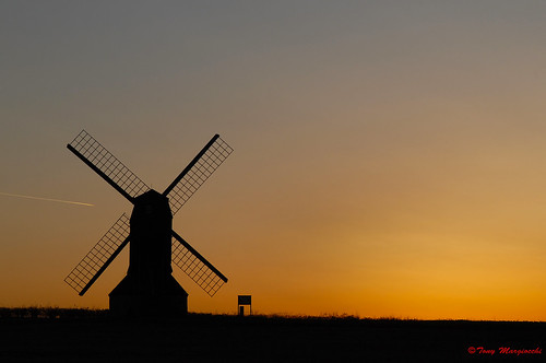 Stevington Wind Mill, Bedfordshire