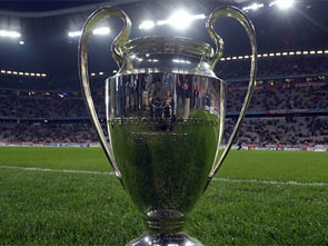 UEFA Champions League 2012 Final Odds