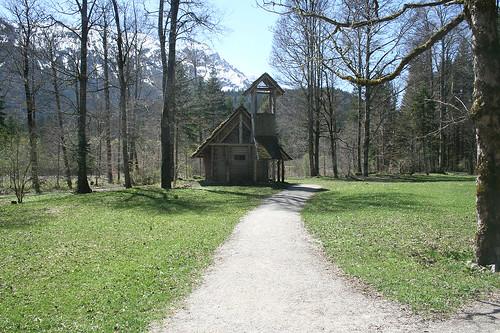 Einsiedelei des Gurnemanz - Schloß Linderhof