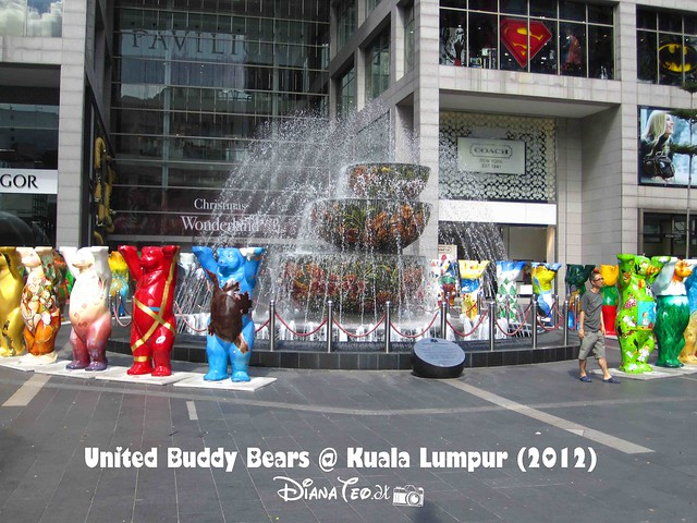 United Buddy Bears @ KL 14