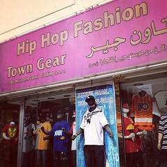 Hip Hop fashion anyone?