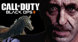 Call of Duty Black Ops II Logoslider